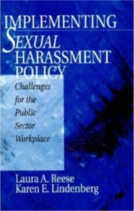 Implementing Sexual Harassment Policy